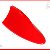 เสาวิทยุครีบฉลาม สีแดง (Red)