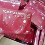 TOMATO AMINO PLUS L-GLUTATHIONE โทเมโท อะมิโน พลัส ผลิตภัณฑ์เสริมอาหาร มะเขือเทศสกัดเข้มข้น