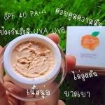 SOMSAI Sunscreen กันแดดส้มใส นวัตกรรมใหม่สำหรับครีมกันแดด เนื้อซิลิโคนใยไหม SPF40PA+++