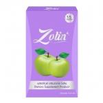 Zolin โซลิน (กล่องม่วง) ผลิตภัณฑ์ลดน้ำหนัก + Detox 2 in 1 ไม่ปวดท้องบิด ไม่ถ่ายเป็นไขมัน