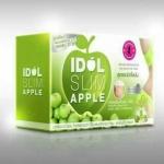 IDOL SLIM APPLE ไอดอล สลิม แอปเปิ้ล เครื่องดื่มผลไม้เพื่อลดน้ำหนัก สูตรระเบิดไขมัน