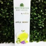 WHITENING BODY LOTION By Natcha Apple berry โลชั่นณัชชา สารสกัดจากเมล็ด Apple เผยผิวกระจ่างใส 5 ระดับ
