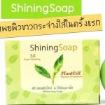 Shining Soap ไชน์นิ่งโซพ สบู่สเต็มเซลล์ สร้างเซลล์ผิวใหม่ ให้ผิวดูขาวใส
