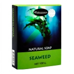 Nongnaka Natural Seaweed Soap น้องนะคะ เนเชอรัล ซีวีด โซพ
