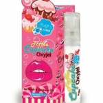 Joffee Cupcake Oxyjel Lip Mask & Cleanser Gel มาส์กริมฝีปาก