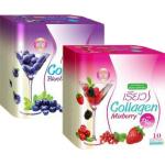 เรียว Collagen Blueberry & Mixberry Plus+ คอลลาเจน พลัส