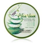 Bergamo Aloe Vera Soothing Gel 100% เจลบำรุงผิว สารสกัดจากว่านหางจระเข้