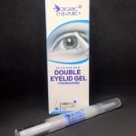 ORGANIC PURE DOUBLE EYELID GEL ดับเบิล อายริดเจล ปากกากรีดตาสองชั้น บอกลาปัญหาตาชั้นเดียว เนื้อเจลใส เกลี่ยง่ายไม่เป็นคราบ