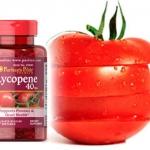 Puritan's Pride Lycopene 40 mg ไลโคปีน สารสกัดจากมะเขือเทศเข้มข้น ผิวขาวใส นุ่ม