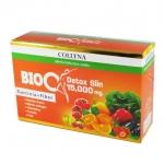 BIO C Detox Slin 15,000 mg. Garcinia + Fiber By COLLYNA ผลิตภัณฑ์เสริม อาหาร คอลลี่น่า ไบโอซี ดีท็อกซ์ สลิน