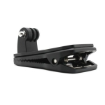 Bag Strap Clip For Gopro Hero 4/3+/3/2 360 SJ4000 SJ5000 SJCAM Degree Clamp Mount Quick