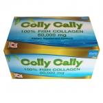 Colly Cally 100% FISH COLLAGEN 60,000 mg คอลลี่ คอลลี่ คอลลาเจนชนิดแกรนูล ละลายน้ำเร็ว ดูดซึมไว เห็นผลทันใจ