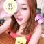 Hydrogel eye golden patch แผ่นเจลมาร์คตา izzo first Beauty eye patch thumbnail 5