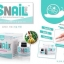 SNAIL PRO สเนลโปร ครีมหอยเทินโปร (ครีมหอยผึ้ง) เด้ง ตึง ใส ใช้แล้วเรียว thumbnail 5