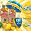 โลชั่นกันแดดสับปะรด Over White Pineapple Body Lotion AHA80 SPF100 PA+++ thumbnail 2