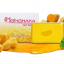 Nongnaka Just Beauty Cocoon Silk Soap สบู่รังไหม thumbnail 1