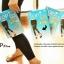 Top Slim Leggings ท๊อป สลิม เลกกิ้ง กล่องฟ้า thumbnail 1