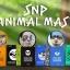แผ่นมาร์กหน้าลายสัตว์ SNP ANIMAL MASK thumbnail 15