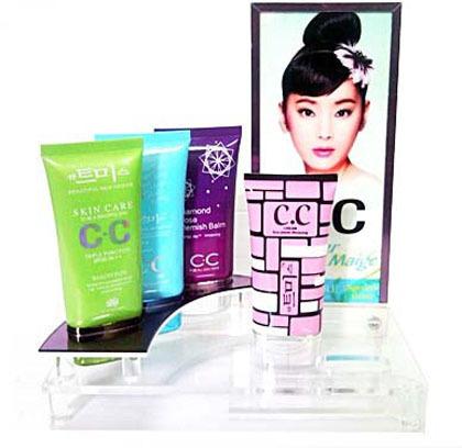 Skin Care To Be a Beautiful Girl Super Magic C.C Cream SPF35 PA++