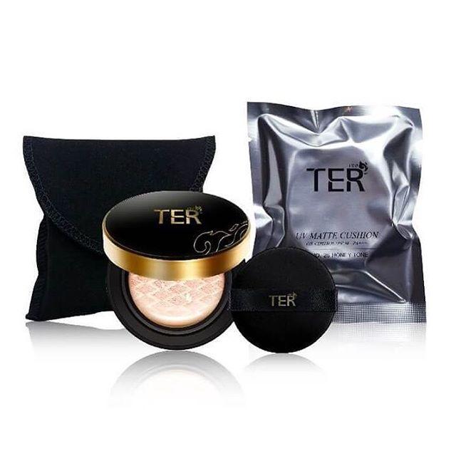 TER UV Matte Cushion Oil Control SPF 50 PA+++ เฑอ ยูวีแมท ...