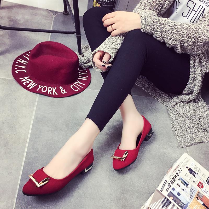 รองเท้าคัทชูผู้หญิง รองเท้าคัทชูแฟชั่น รองเท้าคัทชูราคาถูก