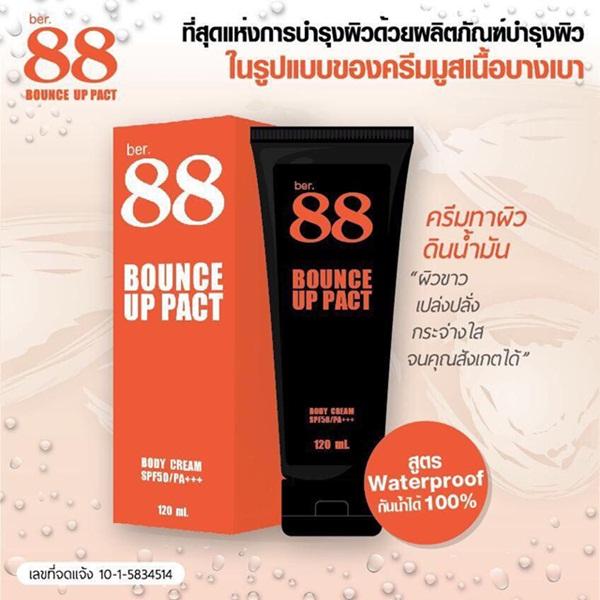 Ber.88 BOUNEC UP PACT BB ครีมดินน้ำมัน