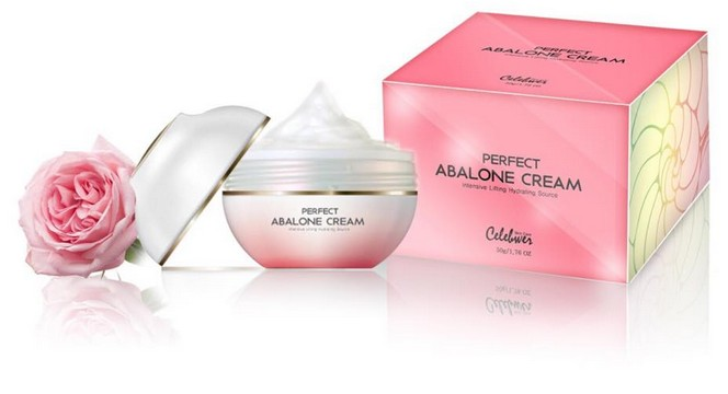 Perfect Abalone Cream เพอร์เฟ็ค อบาโลนครีม วี-เชฟ