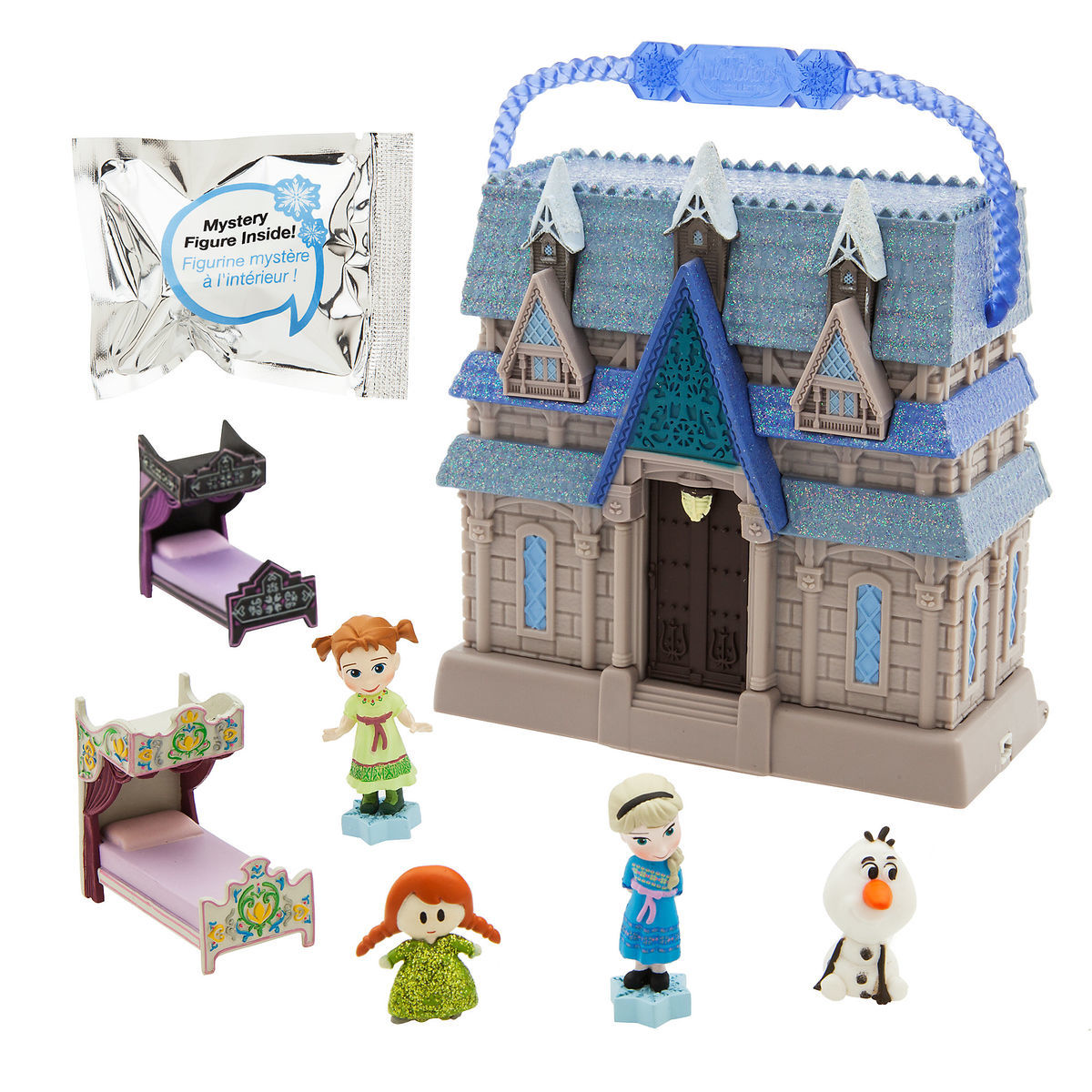 Disney Frozen Micro Playset Disney Animators/'s Collection Littles-Nuevo